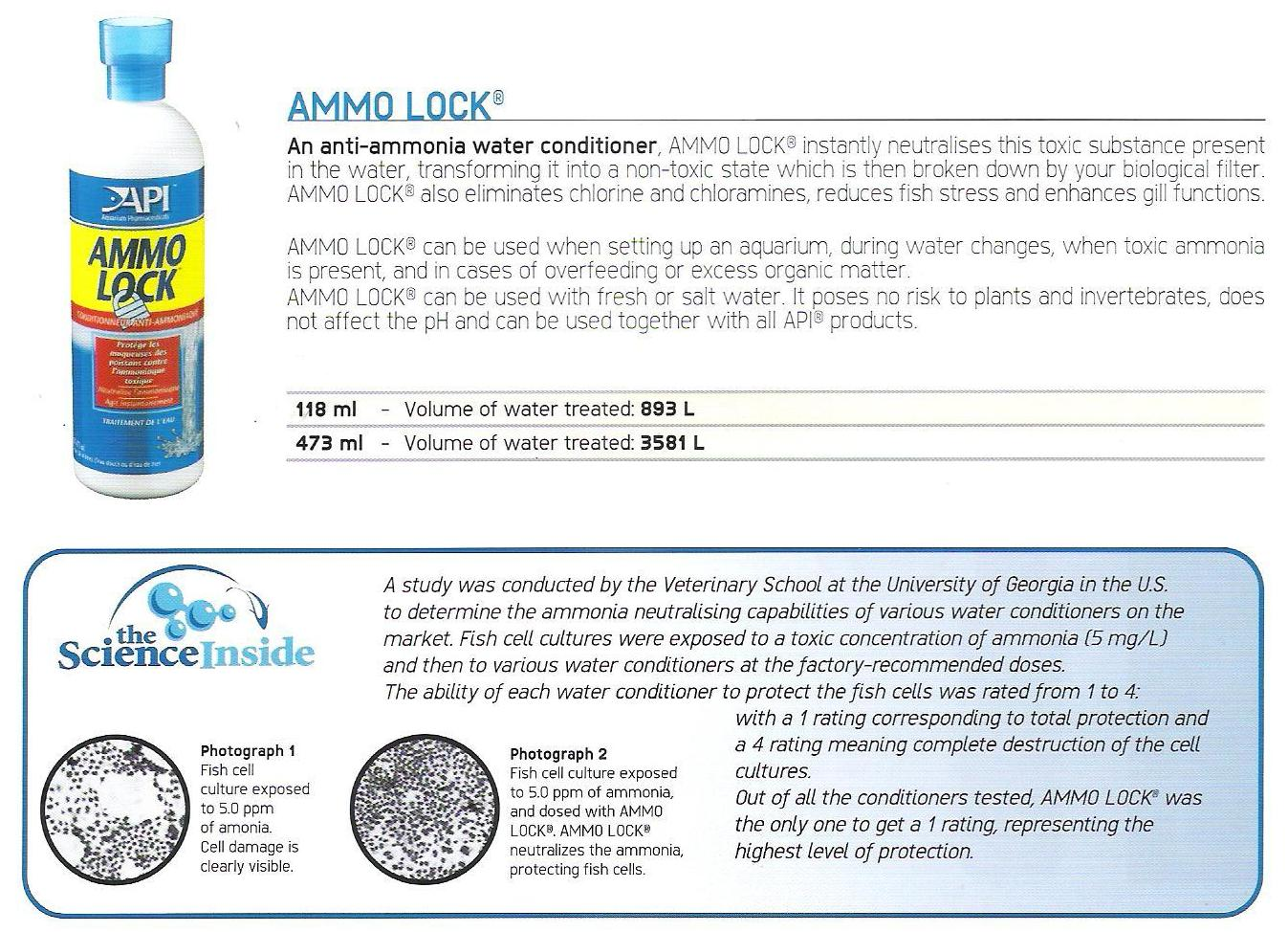 AP -AMMO LOCK