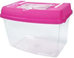 plastic aqurium