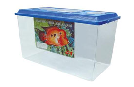 Plastic Aquariums