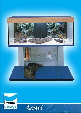Woha aquariums acari