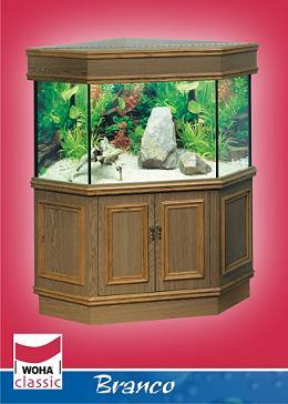 Woha aquariums branco