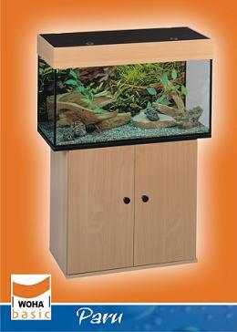 Woha aquariums paru