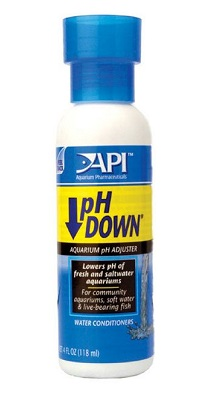 how to use ph down