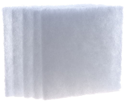 filter wool mat